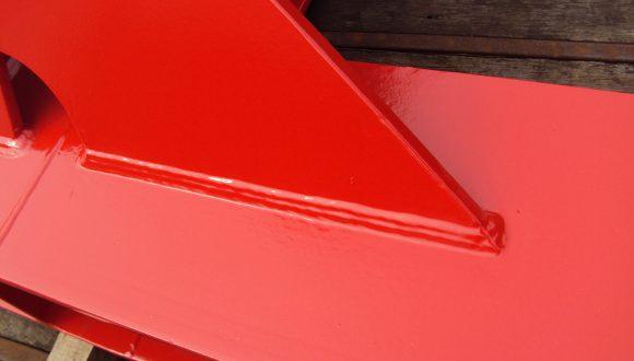 coating van staal