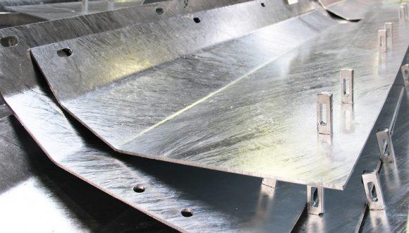 thermisch verzinkt staal