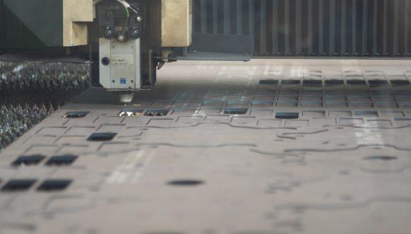 Lasermachine Laser Cutting