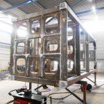 lassen van staalconstructie
